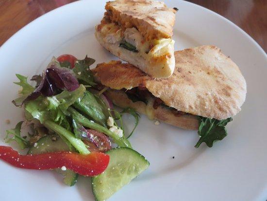 Meeniyan, Австралия: Turkish toastie