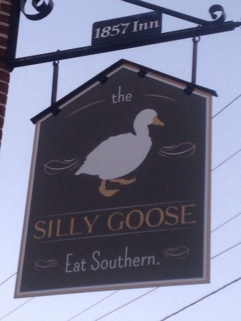 Augusta, MO: The Silly Goose