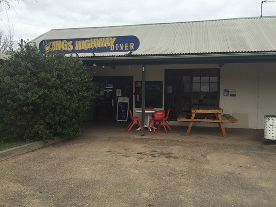Braidwood, Austrália: Kings Highway Diner