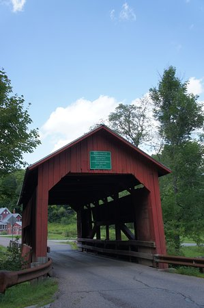 ‪‪Northfield‬, ‪Vermont‬: One of the three bridges‬