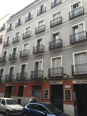 Habitaciones Cocina Picture Of Apartamentos Palacio Real