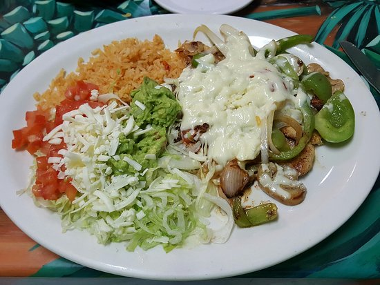 West Branch, MI: Pollo Mexicano