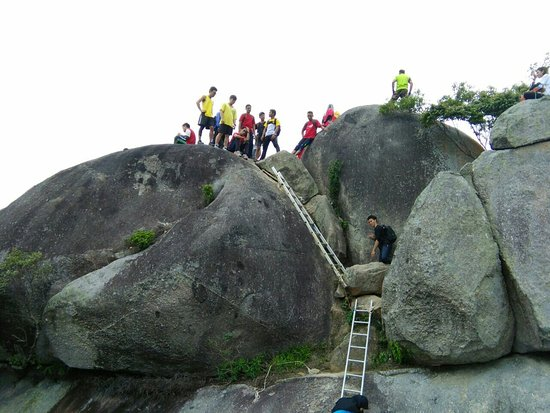 Negeri Sembilan, ماليزيا: Gunung Datuk