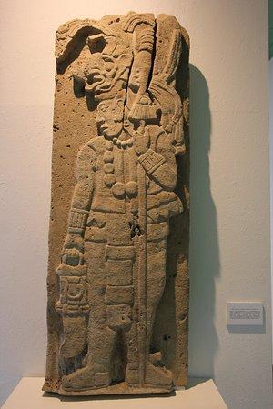 Rufino Tamayo Museum of Pre-Hispanic Art: Grabado gigante