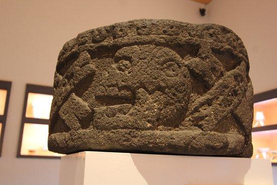 Rufino Tamayo Museum of Pre-Hispanic Art: Calavera