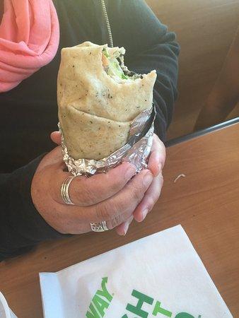 Beach Burrito