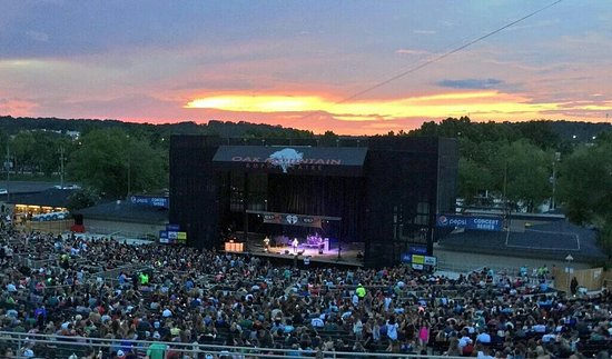 Oak Mountain Amphitheater