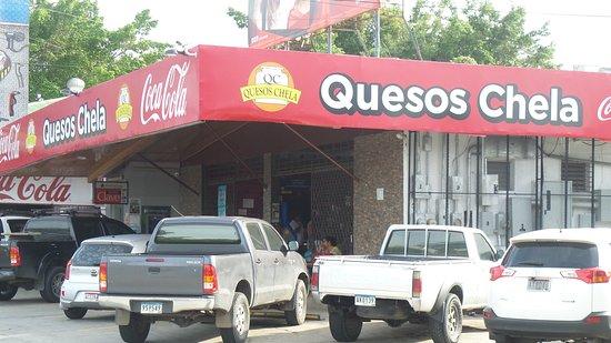 Capira, Panamá: Quesos Chela