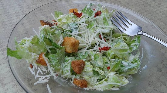 Bigfork, MT: Caesar Salad