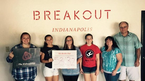 Breakout Games - Indianapolis