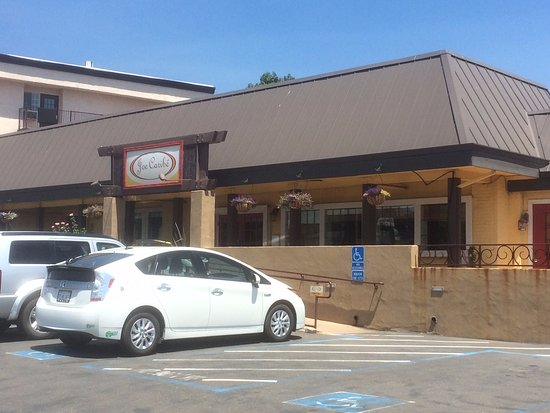 Joe Caribe Bistro and Cafe: front of restaurant