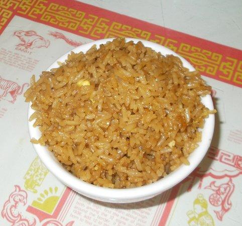 Orange, VA: Fried rice