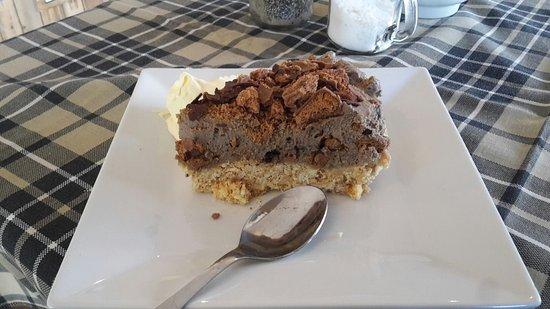 Bulahdelah, Australia: Oreo Cheesecake ft. TimTams