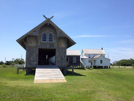 Rodanthe, North Carolina: 1874 station....