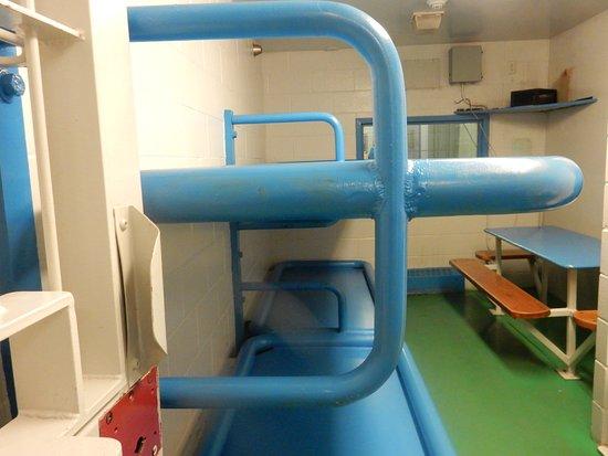 L'Orignal, Canadá: Protective custody cell