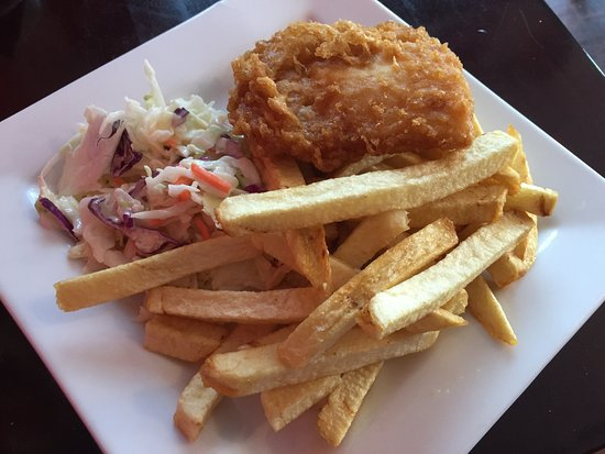 Salty's Fish & Chips: Amazing Cod & Chips