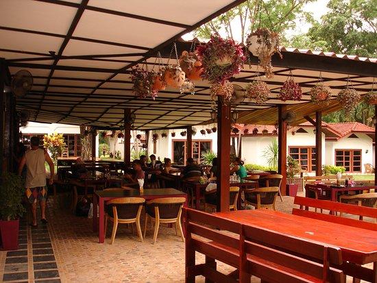Eco Valley Lodge Khao Yai: Restaurant