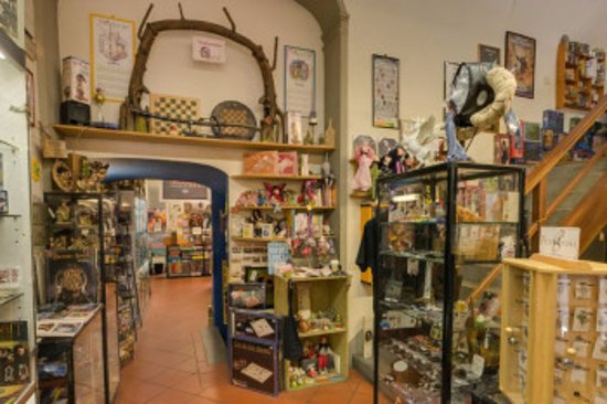 Photo of Toy / Game Store Stratagemma at Via De' Servi, 15-red, Firenze 50122, Italy