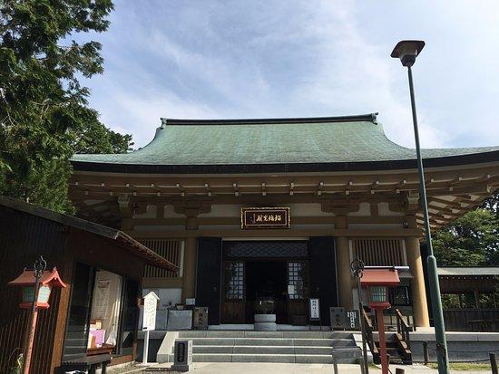 Ainan-cho, Japan: 観自在寺 本堂