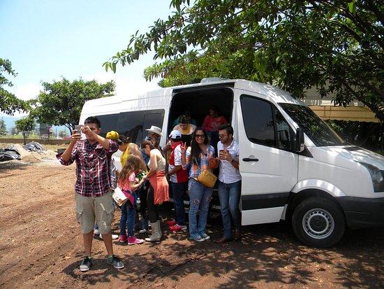 Amatitan, México: Asi se disfruta en Hacienda Cerro Viejo