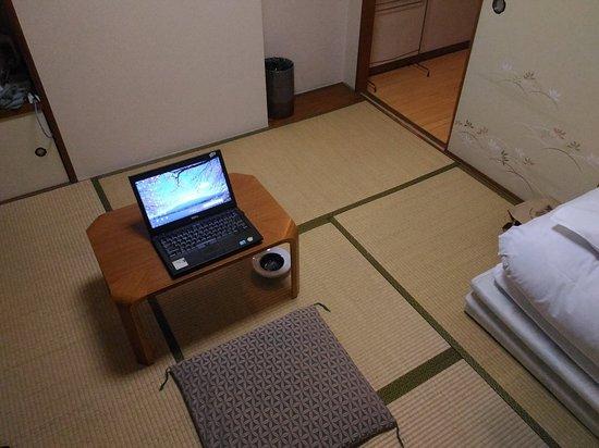 Hotel Nikko Kanazawa Hakkei : Japanese style room
