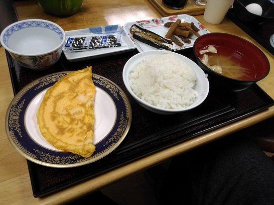 Hotel Nikko Kanazawa Hakkei : Japanese breakfast