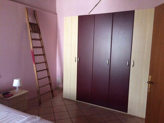 Camera Letto Rosa : Camera da letto appartamento rosa foto di agriturismo beatilla