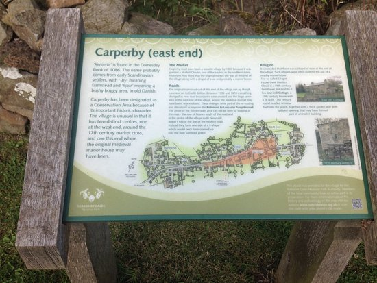 Carperby, UK: photo1.jpg