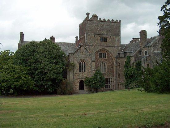 Yelverton, UK: Buckland Abbey Haus