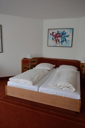 CPH Hotel Seeblick: Very comfortable spacious beds!