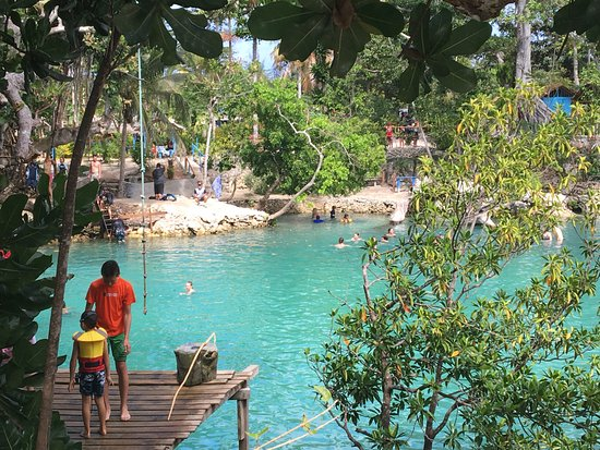 Atmosphere Tours: swing into the blue lagoon