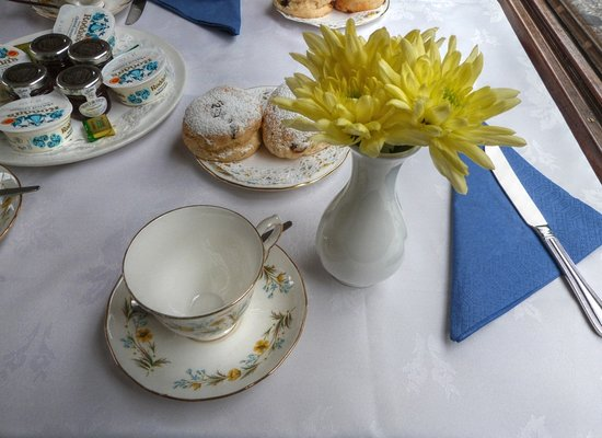 Froghall, UK: Afternoon Cream Tea