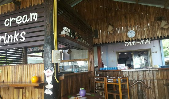 Provincie Prachuap Khiri Khan, Thailand: Tam Mai Restaurant