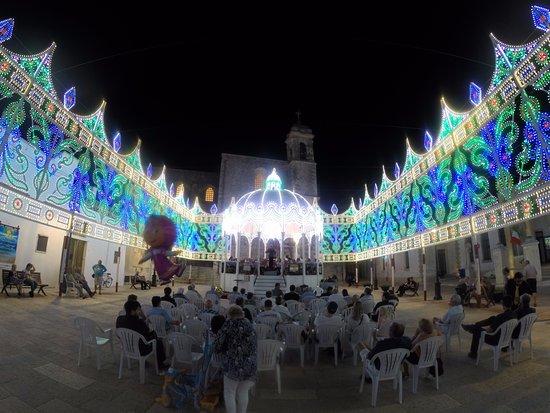 Corte San Giuseppe B&B: Giugianello (festa Patrono)