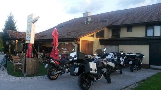 Medvode, Slovenia: moto - bikers stop over night