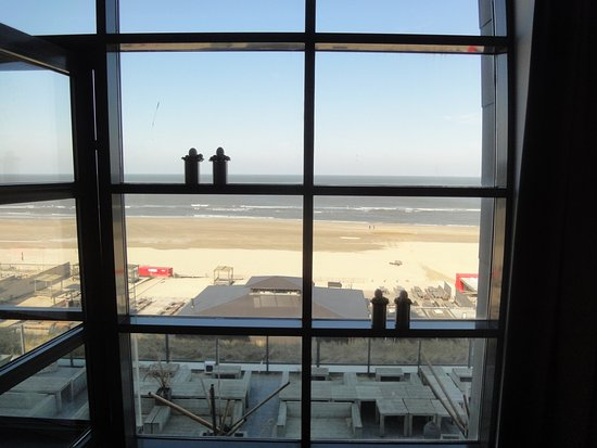 Appartementenhotel Bloemendaal aan Zee: Ausblick
