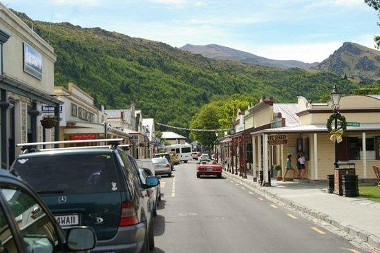 Arrowtown, Νέα Ζηλανδία: Great town .