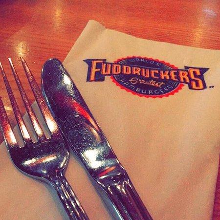Burger Rocks at Fuddruckers