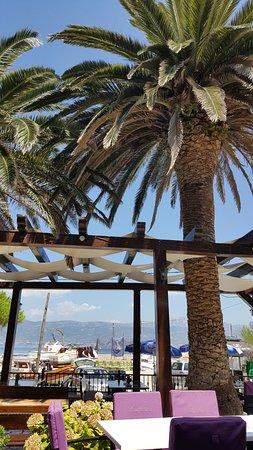 Слатина, Хорватия: Výhľad na more