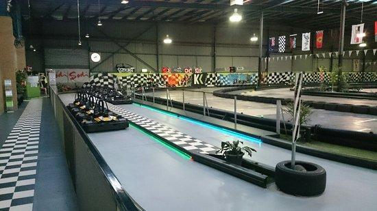 Chirnside Park, Avustralya: Karting Madness