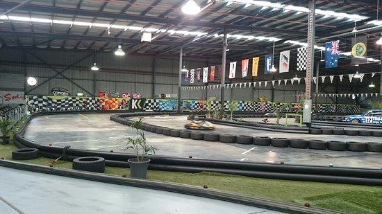 Chirnside Park, Australien: Karting Madness