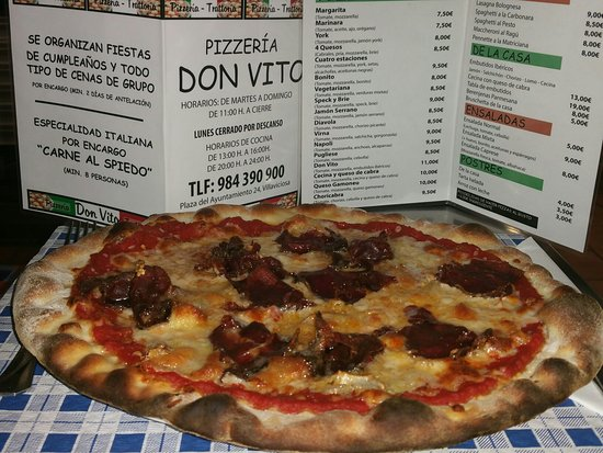 imagen Pizzeria Don Vito en Villaviciosa