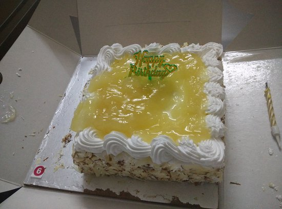 Theobroma : Nice Pineapple Cake