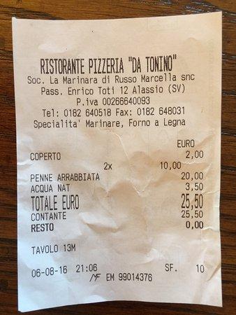 Ristorante Pizzeria da Tonino : photo0.jpg