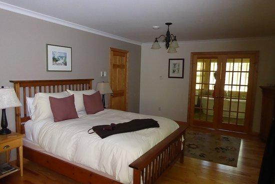 Harvey House B&B: Harvey House Room