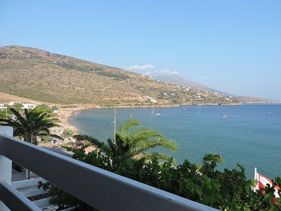 Cyclades Restaurant: θεα