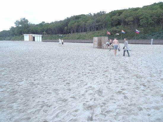 Ню пляж кабинки для переодевания фото 164-660