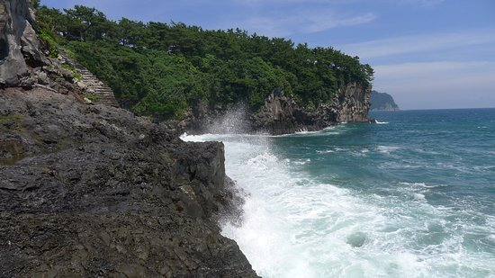 Sojeongbang Falls