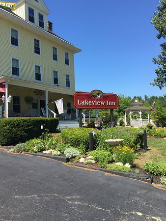Naples, ME: Lakeview Inn