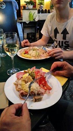 Langenlois, Austria: Alles sehr lecker!!